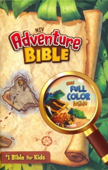 NIV Adventure Bible Hardback, Hardback Book