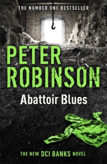 Abattoir Blues : DCI Banks 22, Paperback Book
