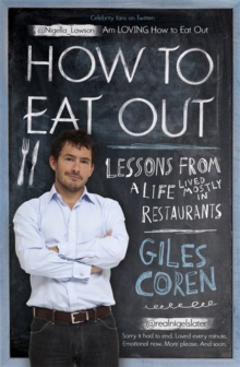How to Eat Out, Paperback Book