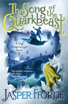 The Song of the Quarkbeast : Last Dragonslayer Book 2, Paperback Book
