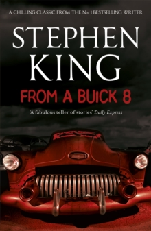 From a Buick 8, Paperback / softback Book