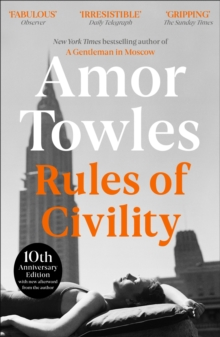 Rules of Civility, Paperback / softback Book