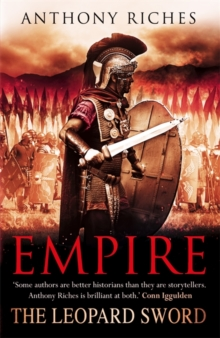 The Leopard Sword: Empire IV, Hardback Book