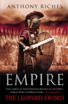 The Leopard Sword: Empire IV, Paperback Book