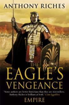 The Eagle's Vengeance: Empire VI, Paperback Book