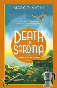Death in Sardinia : Book Three, Paperback Book