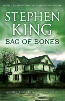 Bag of Bones, Paperback Book
