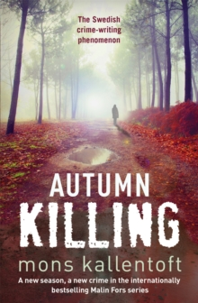 Autumn Killing, Paperback Book