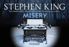 Misery (flipback edition), Paperback Book