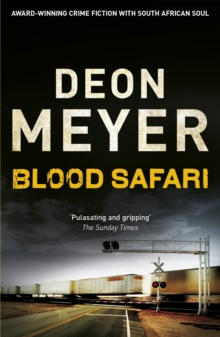 Blood Safari, Paperback Book