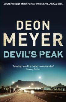 Devil's Peak, Paperback Book
