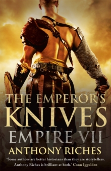 The Emperor's Knives: Empire VII, Paperback Book