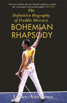 Freddie Mercury: The Definitive Biography, Paperback Book