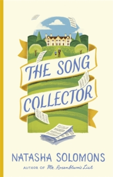 The Song Collector, Hardback Book