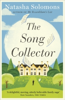 The Song Collector, Paperback Book