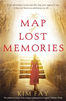 The Map of Lost Memories, Paperback Book