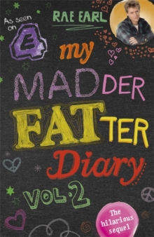 My Madder Fatter Diary : v. 2, Paperback Book