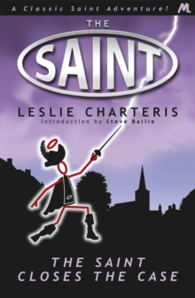 The Saint Closes the Case, Paperback / softback Book