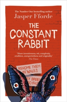 The Constant Rabbit : The new standalone novel from the Number One bestselling author, Hardback Book