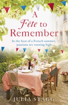 A Fete to Remember, Paperback Book