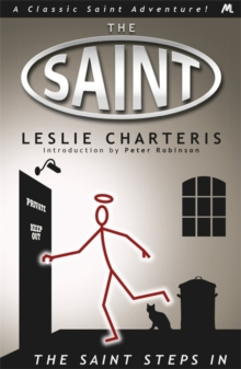The Saint Steps In, Paperback / softback Book