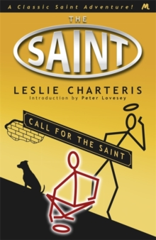 Call for the Saint, Paperback Book