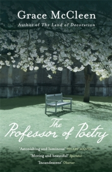 The Professor of Poetry, Paperback Book