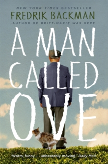 A Man Called Ove, Paperback Book