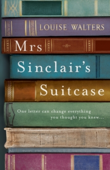 Mrs. Sinclair's Suitcase, Hardback Book