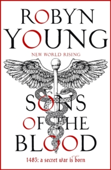 Sons of the Blood : New World Rising Series Book 1, Hardback Book