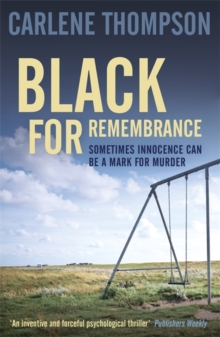 Black for Remembrance, Paperback Book