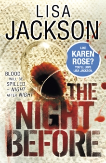 The Night Before : Savannah series, book 1, Paperback Book