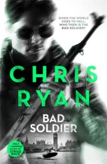 Bad Soldier : Danny Black Thriller 4, Hardback Book