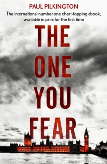 The One You Fear : Emma Holden Suspense Mystery Trilogy: Book Two, Paperback / softback Book