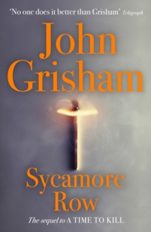 Sycamore Row : Includes Exclusive Short Story, Hardback Book