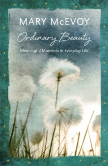Ordinary Beauty : Meaningful Moments in Everyday Life, Hardback Book