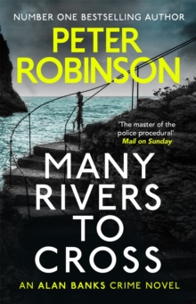 Many Rivers to Cross : DCI Banks 26, Paperback / softback Book