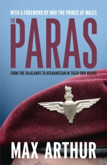 The Paras : 'Earth's most elite fighting unit' - Telegraph, Paperback / softback Book