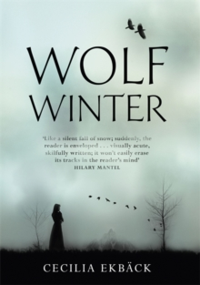 Wolf Winter, Hardback Book