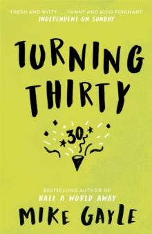 Turning Thirty, Paperback Book