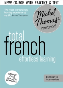 Total Foundation Course: Learn French with the Michel Thomas Method), CD-Audio Book