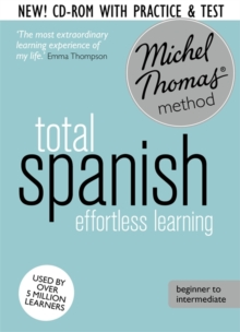 Total Spanish Foundation Course: Learn Spanish with the Michel Thomas Method, CD-Audio Book