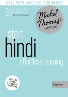 Start Hindi (Learn Hindi with the Michel Thomas Method), CD-Audio Book