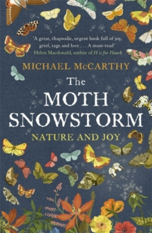 The Moth Snowstorm : Nature and Joy, Paperback Book