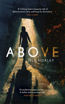 Above, Paperback / softback Book