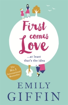 First Comes Love, Paperback Book