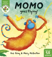 Momo Goes Flying, Paperback Book