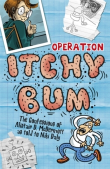 Operation Itchy Bum, Paperback Book