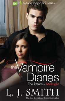 The Vampire Diaries: Midnight : Book 7, TV Tie In, Paperback Book