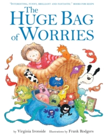 The Huge Bag of Worries : Big Book, Paperback Book